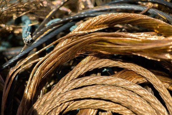 Kupfer 1A, Berry, min. 98% Cu | DSM Schrott- und Metallverwertung ...